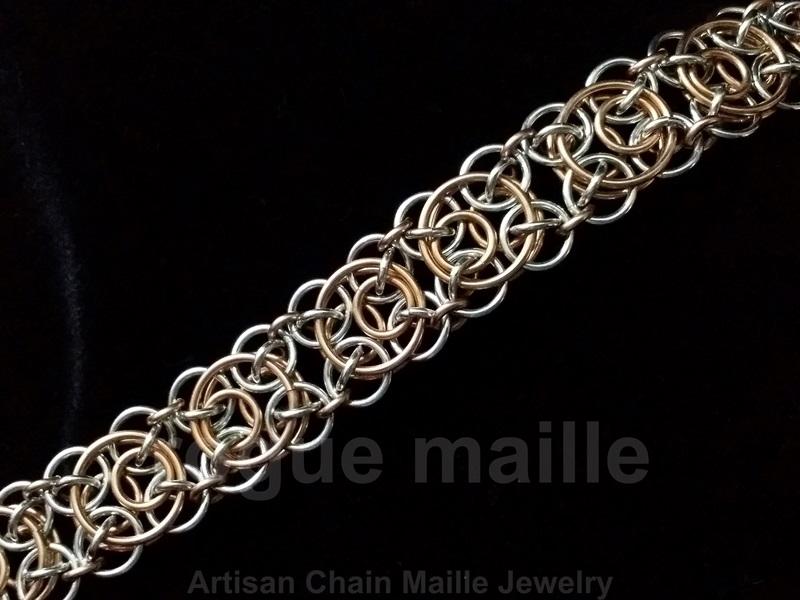 055-Clockwork Bracelet