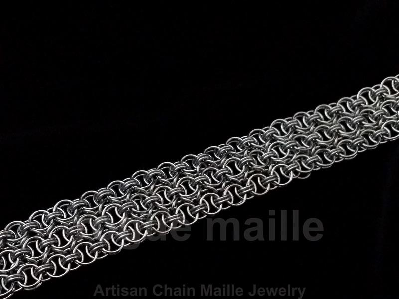 115-Conundrum Bracelet