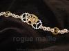 045-Byzantine Gears Bracelet