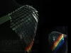 185 - Black Rainbow Pauldron