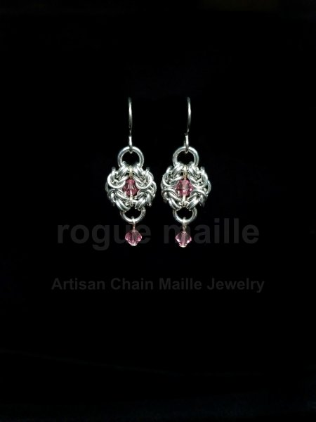018-Mini Romanov Earrings