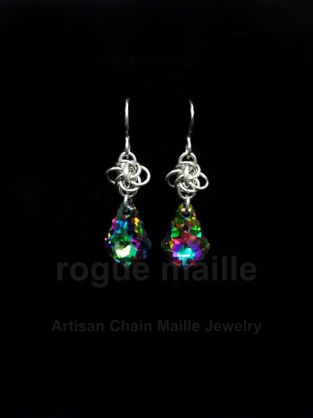 030-Victorian Baroque Earrings