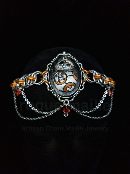 060-Helm BB8 Cameo Headdress