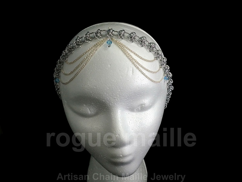 061-Persephone Headpiece