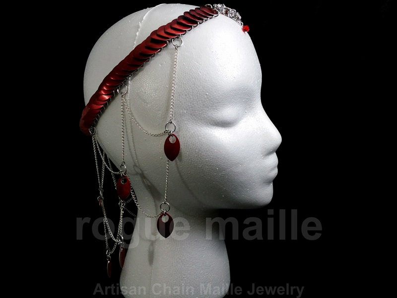 085-Scale Headdress