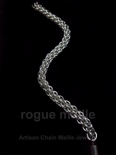 060-Stainless Steel JPL 5 Bracelet