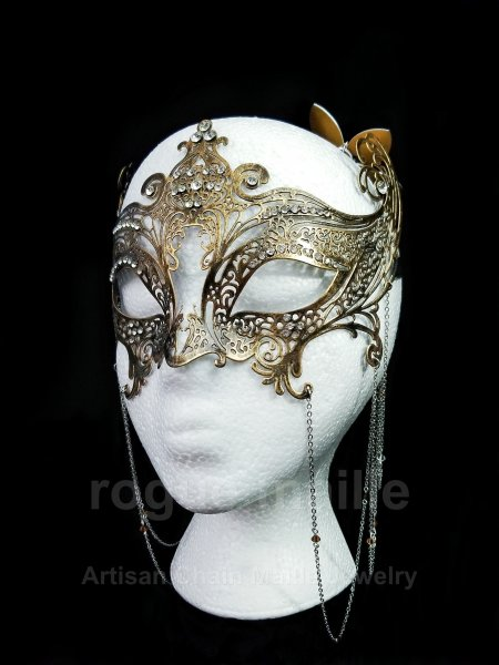 072-Gold Headdress