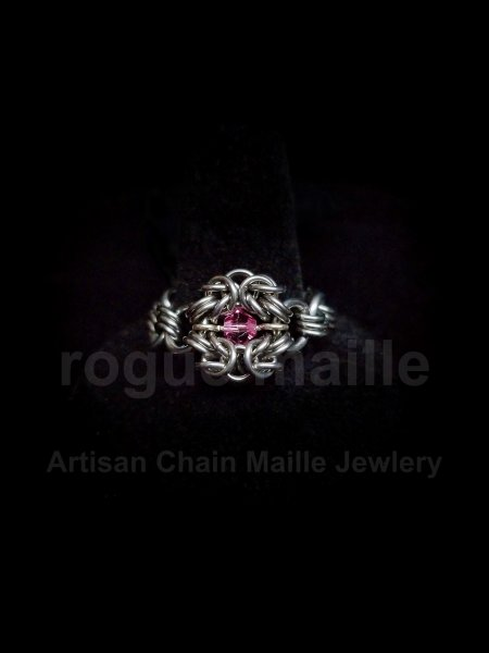 Romanov Rose Ring