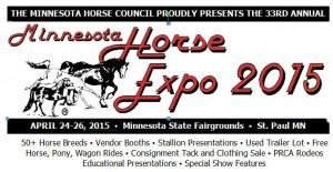 2015 MN Horse Expo
