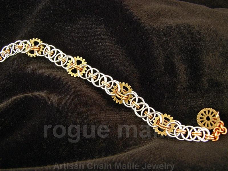 040-Helm Gears Bracelet
