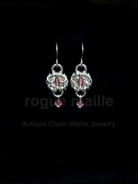018-Mini Romanov Earrings