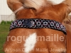 080-Japenese Lace Browband with Concho