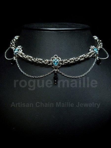 125-Victorian Necklace