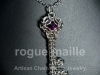 050-Rivoli Key Necklace