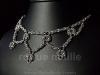160-Byzantine Web Necklace